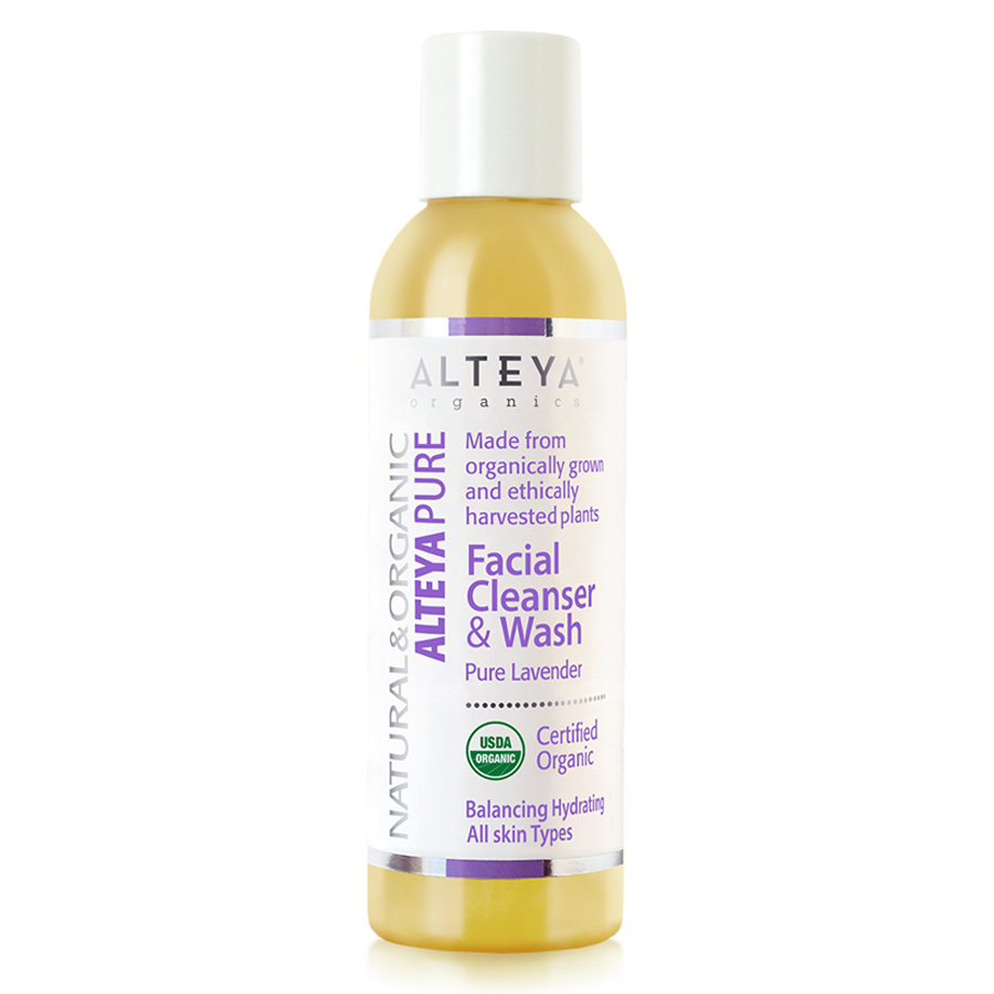 Alteya Organics Facial Cleanser (Pure Lavender) 150ml