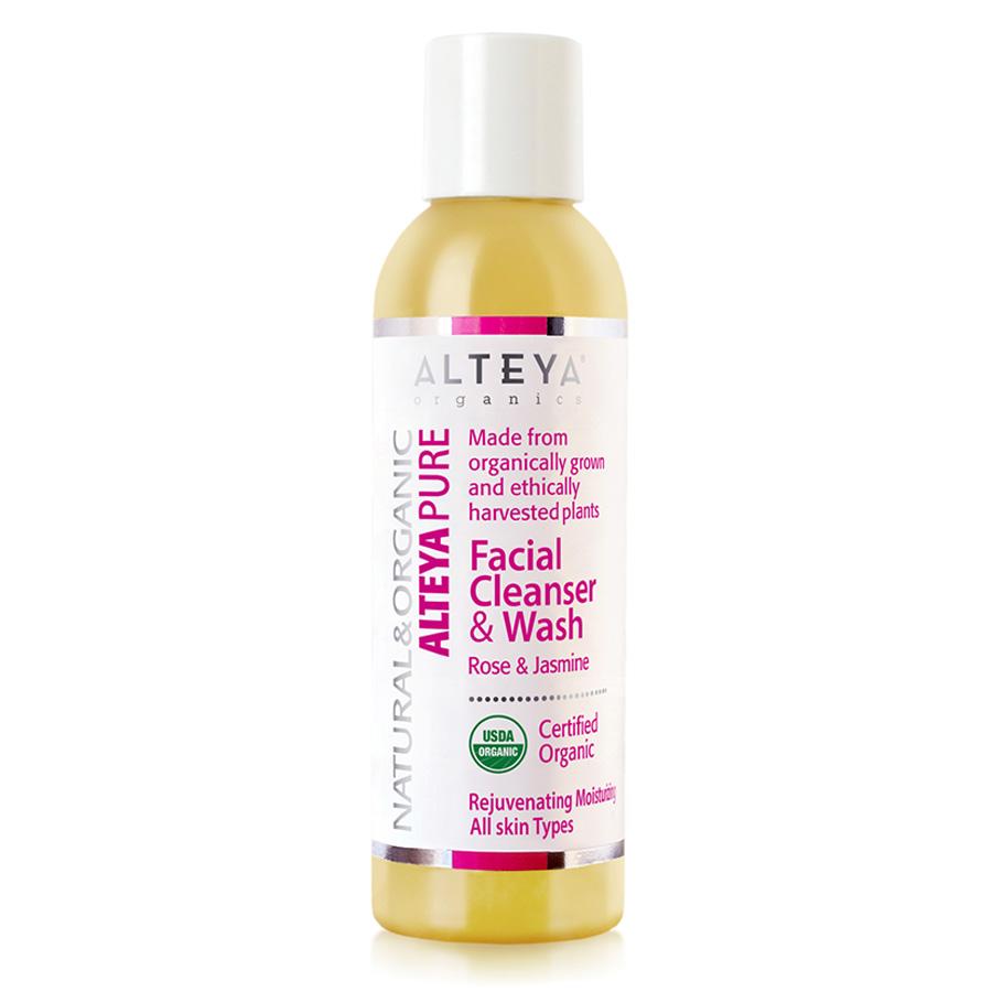 Alteya Organics Facial Cleanser (Rose & Jasmine) 150ml