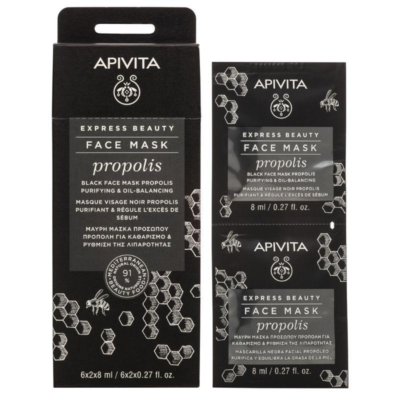 Apivita Purifying & Oil balancing with Propolis 12x8ml