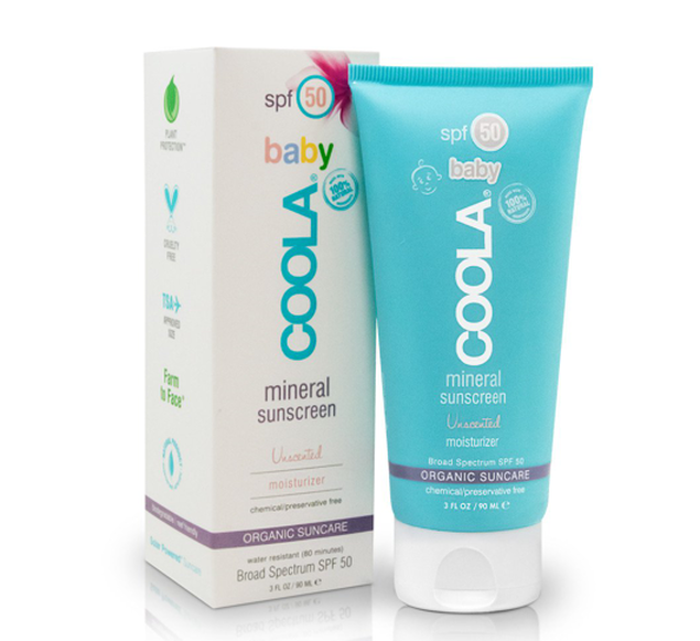 Coola Baby Mineral Sunscreen SPF 50