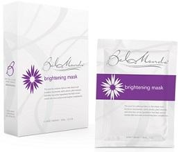 Bel Mondo Brightening Sheet Masks Box of 4