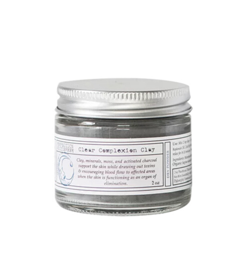 Brooklyn Herborium  Clear Complexion Clay Mask  2oz