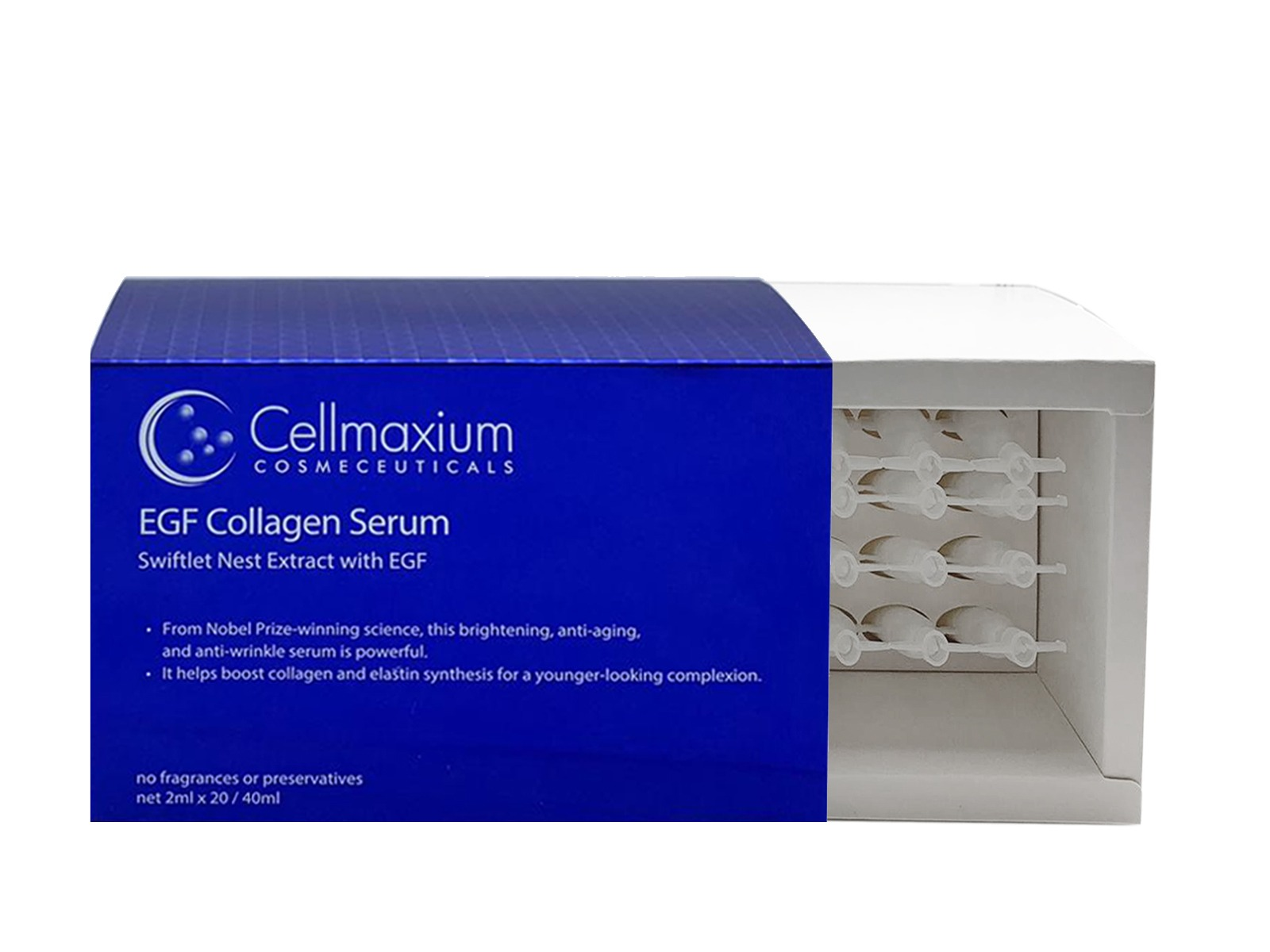 Cellmaxium EGF Collagen Serum  2ml x 20