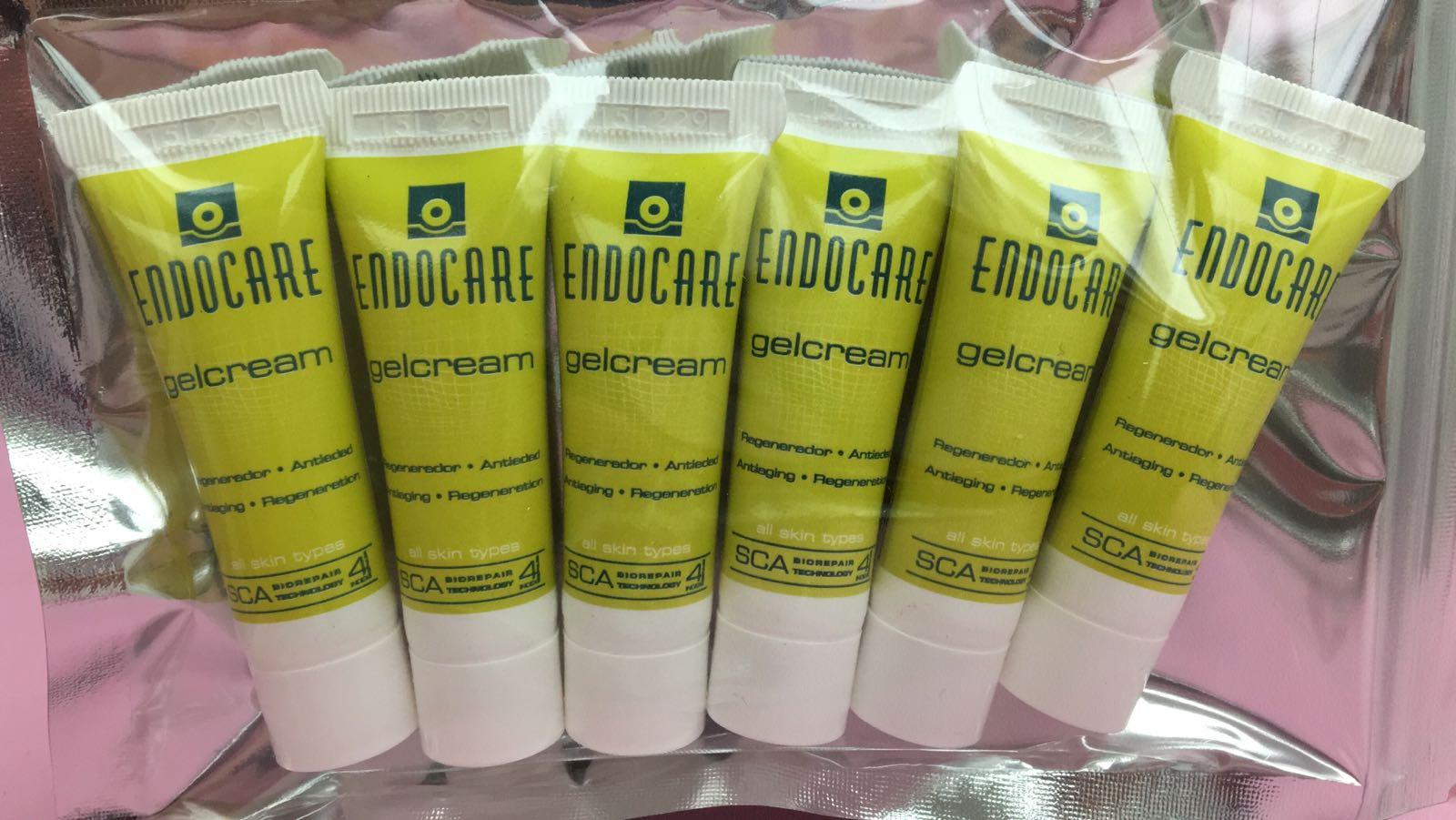 Endocare Gel Cream sample 5ml x 6