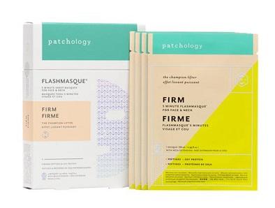 Patchology FlashMasque Firm 4pcs