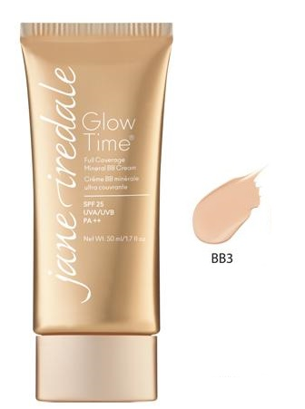 Jane Iredale Glow Time Mineral BB Cream SPF25 50ml #BB3