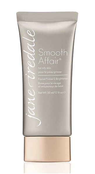 Jane Iredale Smooth Affair Facial Primer & Brightener for oily s