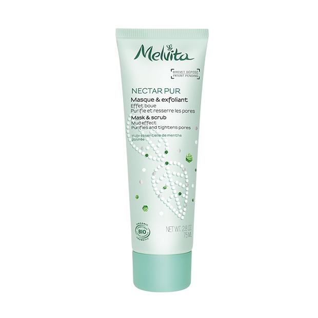 Melvita Nectar Pur Mask & Scrub 75ml