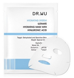 Dr Wu Microinject Hydrating Mask With Hyaluronic Acid 3pcs