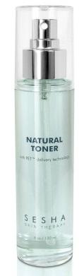 SESHA Natural Toner 120ml