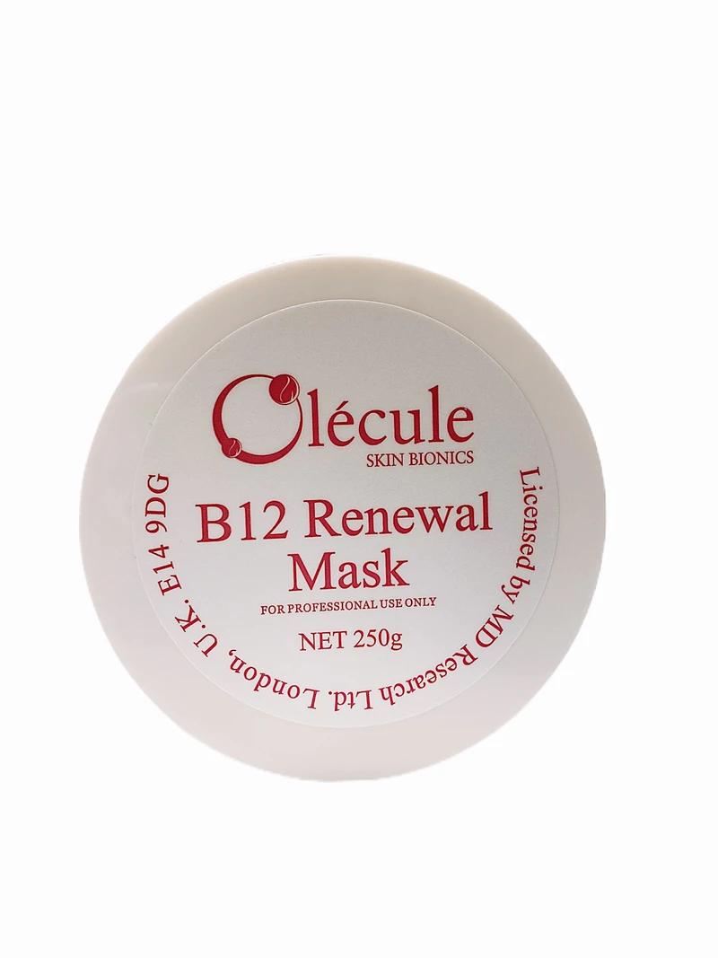 Olecule B12 Renewal Mask 250g