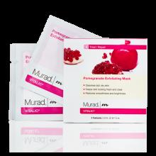 Pomegranate Exfoliating Mask