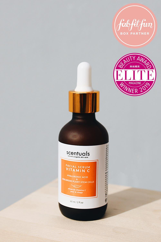 Scentuals Vitamin C Facial Serum  60ml