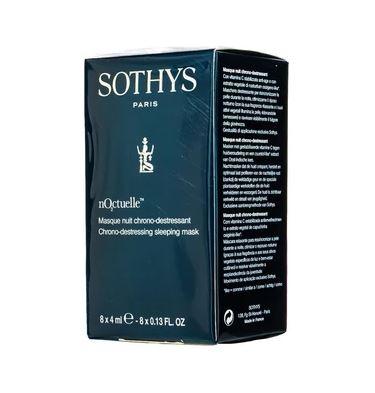 Sothys Chrono-destressing Sleeping Mask 8x4ml