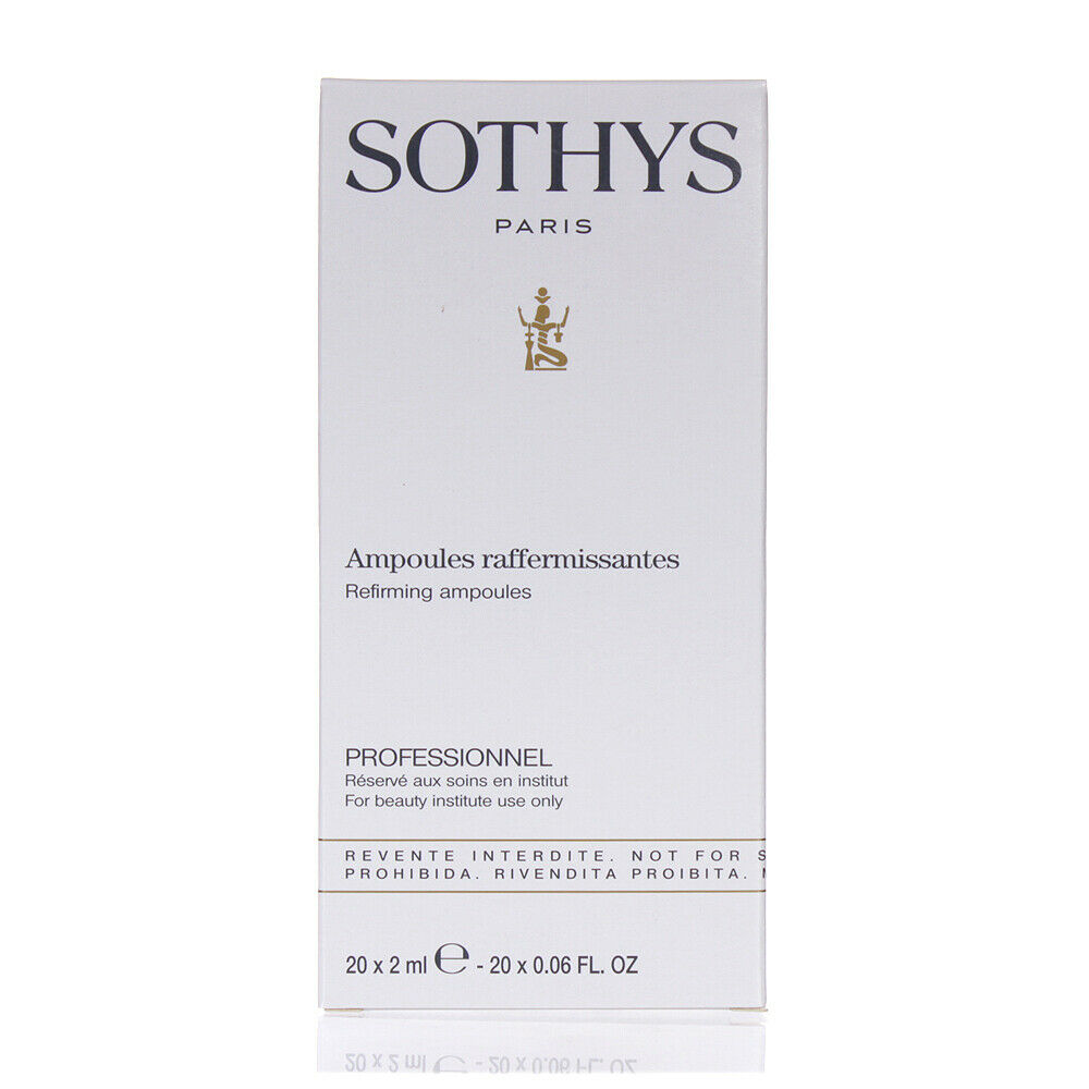 Sothys Refirming Ampoules 20x2ml