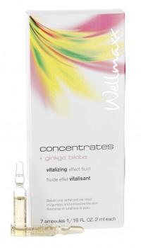 ginkgo vitalizing effect fluid7 x 2 ml