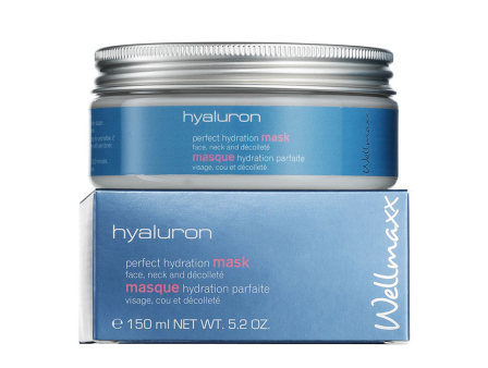 hyaluron perfect hydration mask 150ml