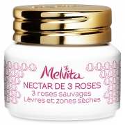 Melvita 3 Wild Roses Balm 8g