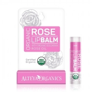Alteya Organics Rose Replenishing Lip Balm
