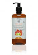 Apivita Gentle Kids Hair & Body Wash 500ml