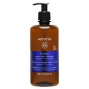 Apivita Men's Tonic Shampoo   500ml