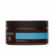 Apivita Moisturizing Hair Mask With Hyaluronic Acid 200ml