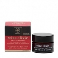 Apivita WINE ELIXIR Anti-wrinkle Eye & Lip Cream with Red Wine &
