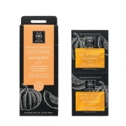 Apivita Detox face mask with Pumpkin 12 x 8ml