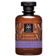 Apivita Caring Lavender Shower Gel 300ml