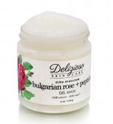 Delizioso Bulgarian Rose + Peptide Mask   118g