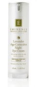 Eminence Lavender Age Corrective Night Eye Cream 30ml