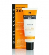 Endocare Mineral Sunscreen SPF50+ for Fiuld 50ml