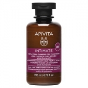Apivita Gentle Foam Cleanser for the Intimate Area Protects from