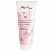 Melvita Rose Petals & Acacia Honey Shower Cream 200ml