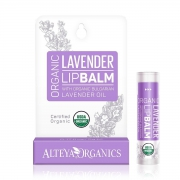 Alteya Organics Lavender Moisturizing Lip Balm