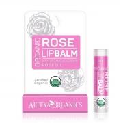 Alteya Organics Rose Replenishing Lip Balm