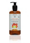 Apivita Gentle Kids Hair & Body Wash 500ml