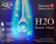 Neville Derma Lab Ex H2O Bomb Mask   30g x 5 pcs